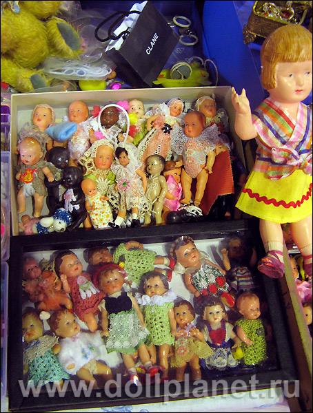 Описание ежегодная выставка кукол и
