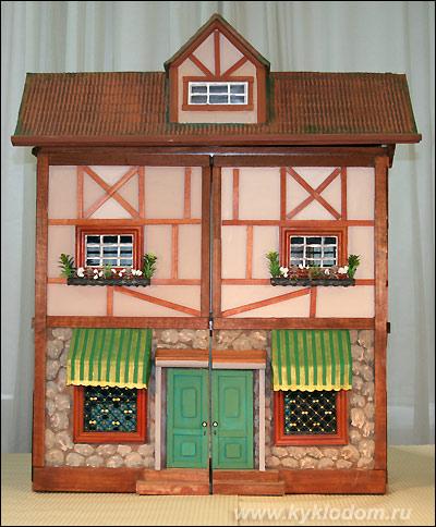 Мебель для кукол из коробок своими руками фото 587