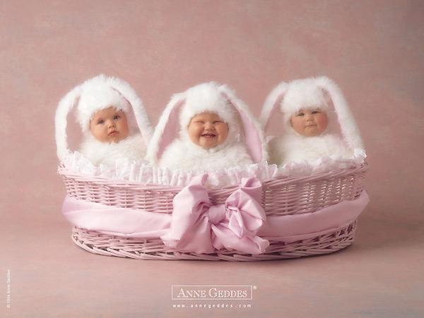 Куклы anne geddes маленькие шедевры для