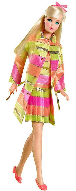 Куклы барби 54 года на подиуме