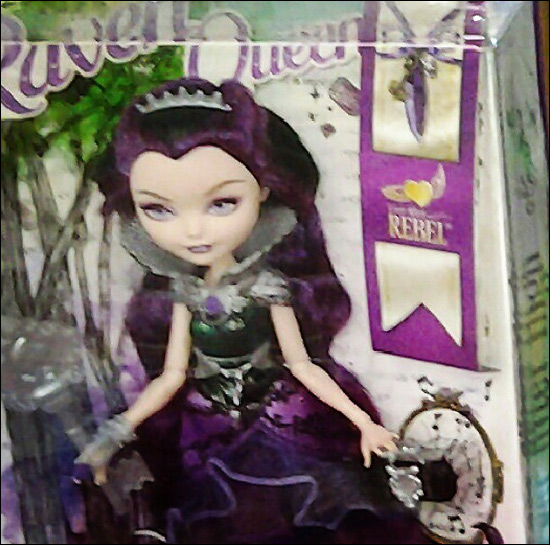 Кукла Ever After High Рейвен Квин дочь Злой королевы фото