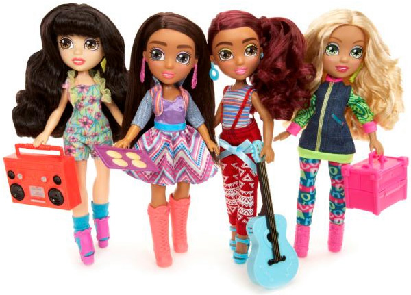 Новые куклы Vi and Va от MGA Entertainment. Новинка 2015