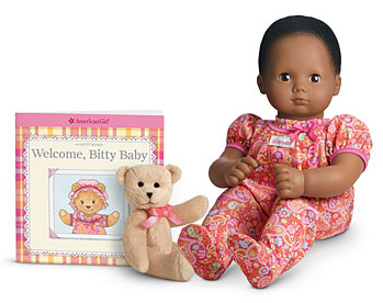 Кукла пупс American Girl Bitty Baby