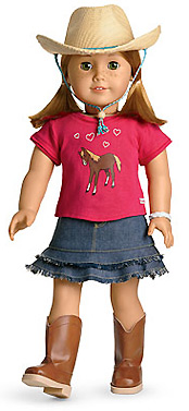 American girl catalogue online