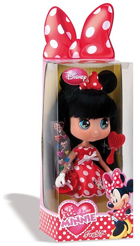 Кукла Минни I Love Minnie