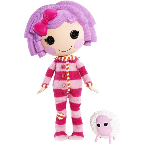 Фото куклы Bitty Buttons Lalaloopsy