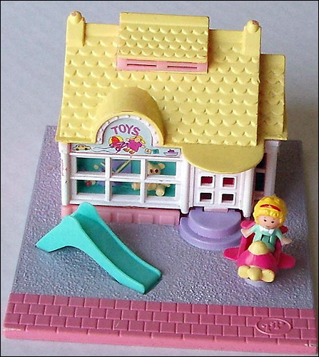 набор Polly Pocket