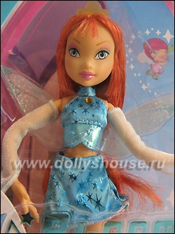 Кукла Винкс Winx Club Fairies - Блум