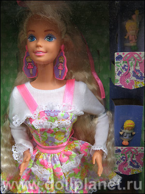 Кукла Барби Polly Pocket Barbie