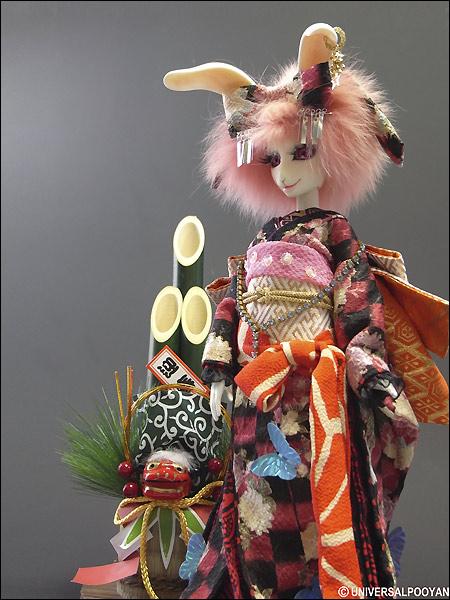 Японская шарнирная кукла мастер класс инструкция #2